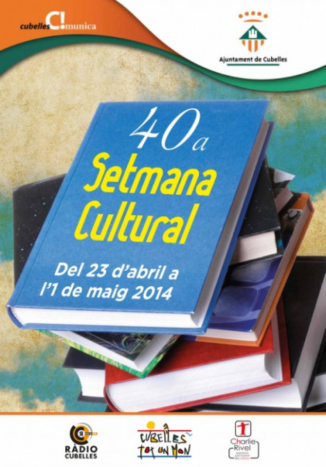cartell Setmana Cultural 2014