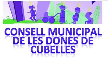 Logo Consell municipal de les Dones