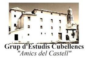 Logo Grup d'Estudis Cubellencs Amics del Castell