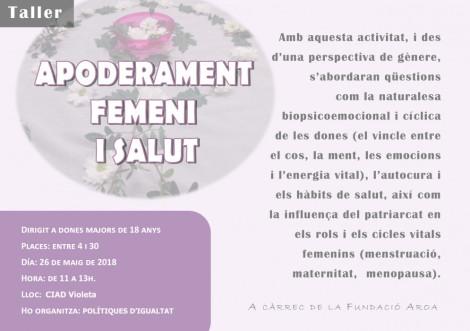 Apoderament femení