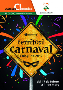 Cartell carnaval 2017