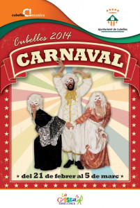 Cartell Carnaval 2014