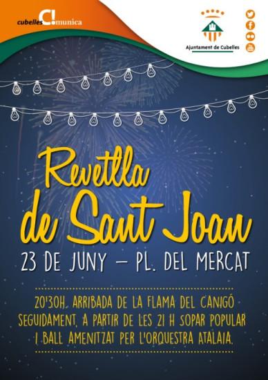 Cartell Sant Joan 2015