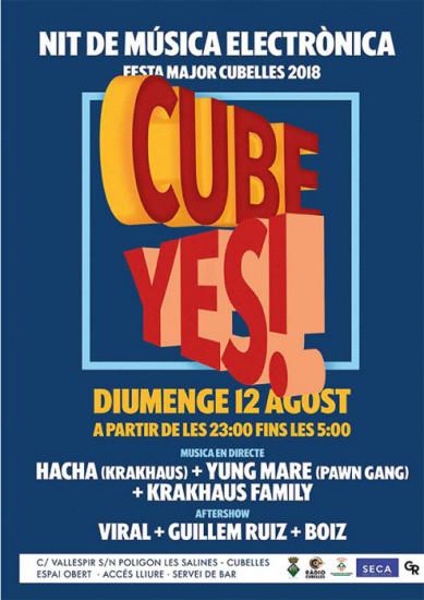 Cubeyes 2018