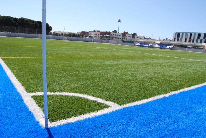 Resultat d'imatges de El Club de Futbol Cubelles