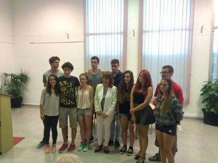 Guanyadors i participants TR 2015