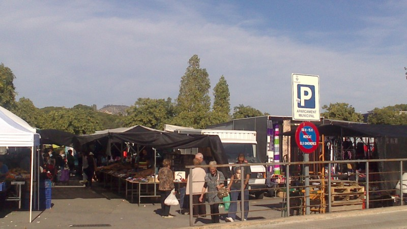 Resultado de imagen de paradistes mercat de Cubelles