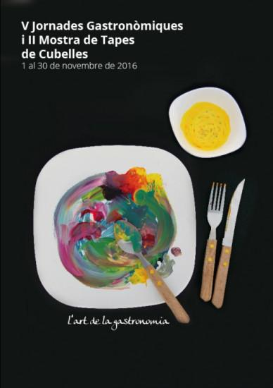 Cartell Jornades Gastronòmiques 01