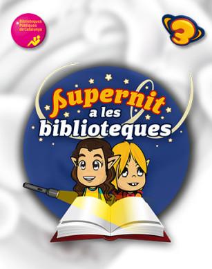 Supernit biblioteques