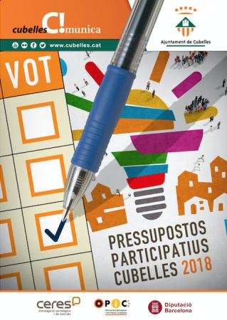 Votació pressupost 2018