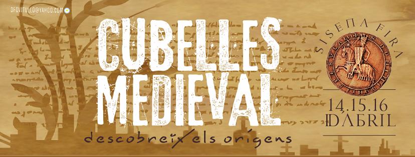 Banner Cubelles Medieval 2017